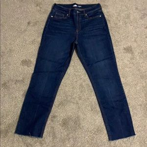 Straight Ankle Jean